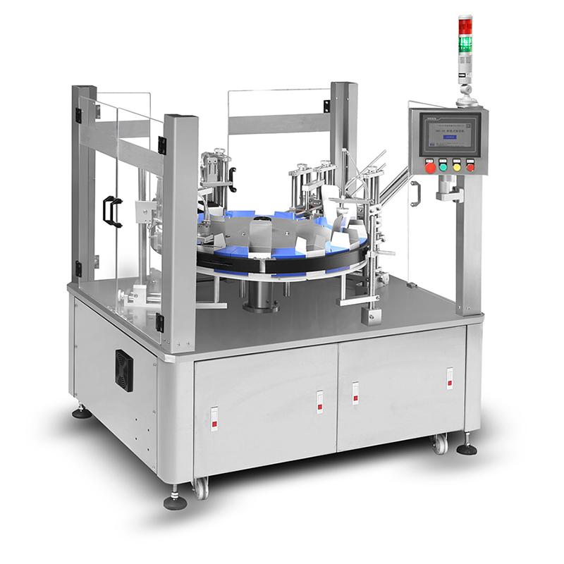 HX-CSA50 Automatic Cartoning Machine