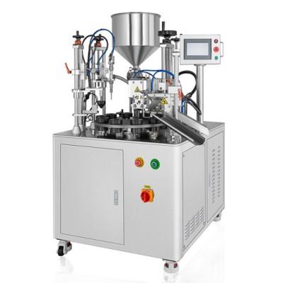 HX-006 Automatic Plastic Tube Filling and Sealing Machine