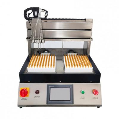 X5-15 Valveless Ceramic Plunger Pump Filling Machine