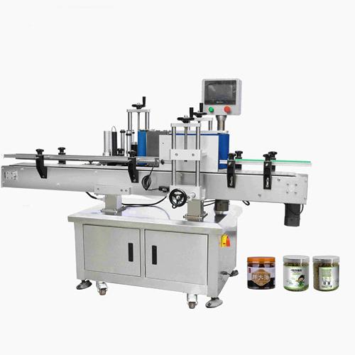 Automatic Round Bottle Belt Labeling Machine