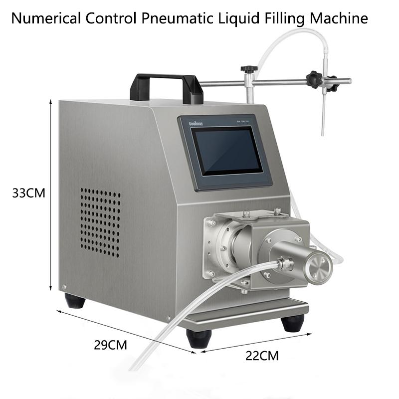 Numerical Control Pneumatic Liquid Filling Machine